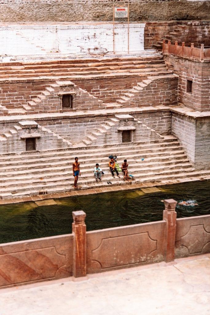 Step Well in Jodhpur, things to do in Jodhpur, Jodhpur travel guide,