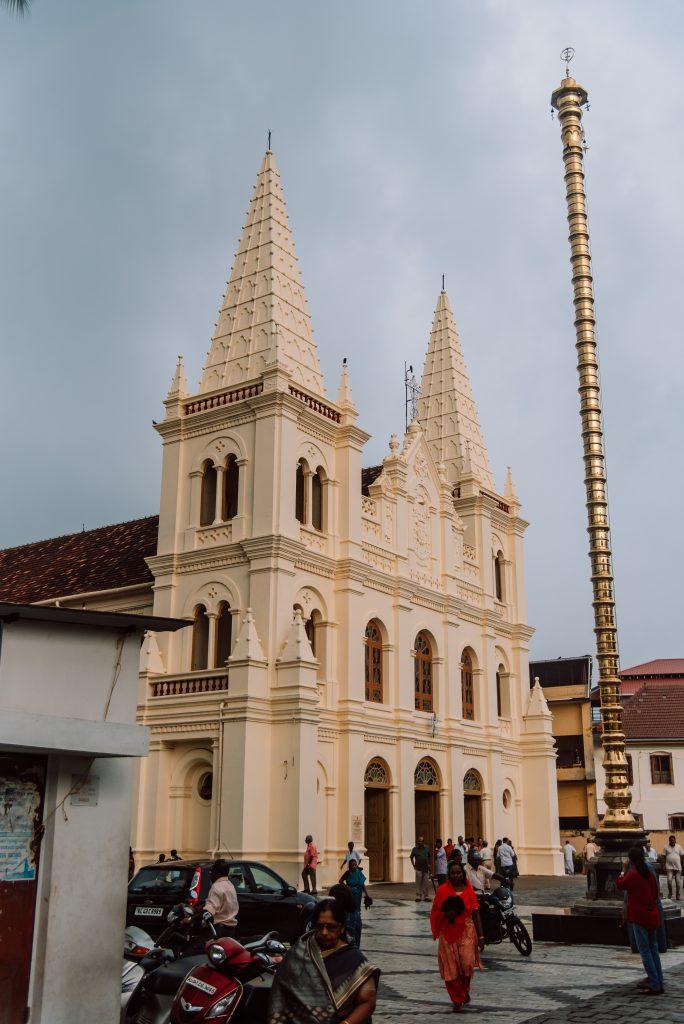 St Francis Church, Santa Cruz Basilica Kochi