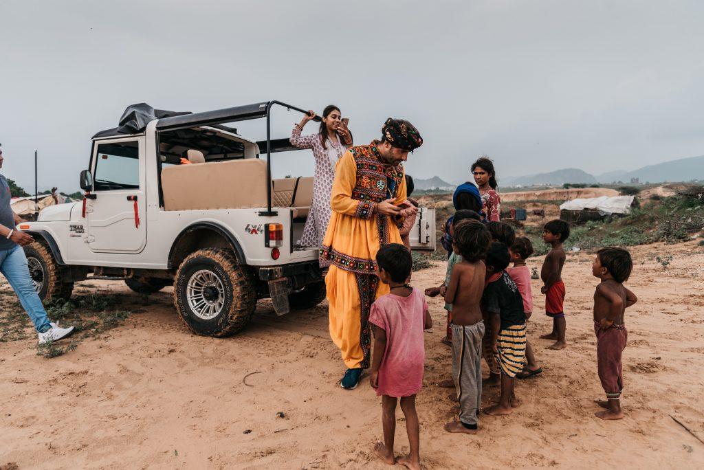 things to do in Pushkar, Pushkar travel guide, Jeep safari in Pushkar