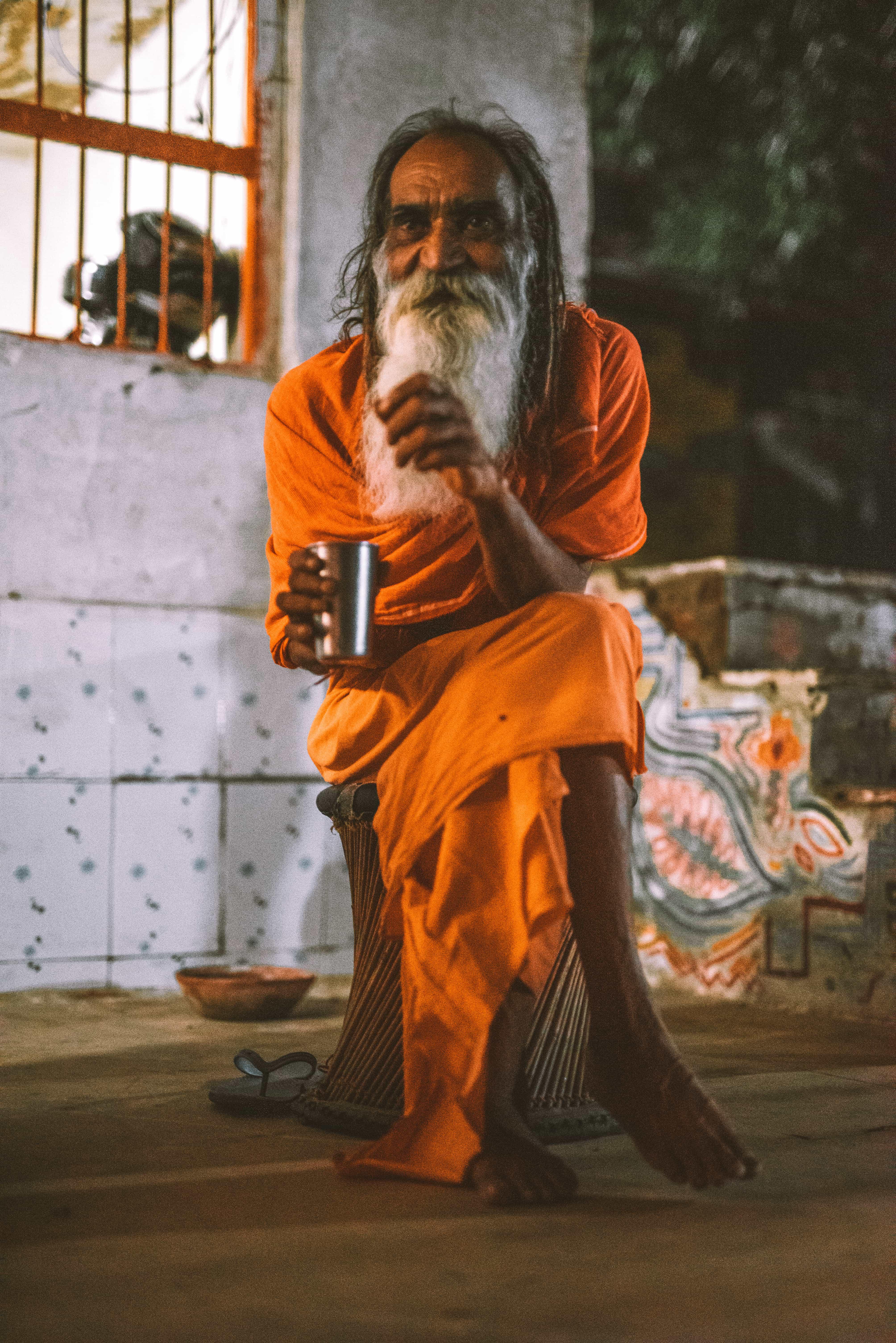 things to do in Pushkar, Pushkar travel guide, Aloo Baba