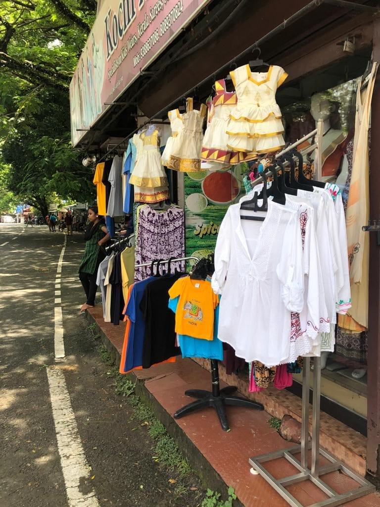 One Day Kochi Itinerary, Jew market, things to do in Kochi