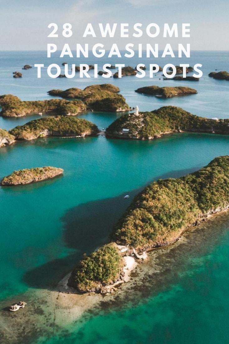 Pangasinan tourist spots