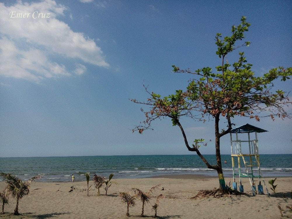 Tondaligan Beach, Pangasinan tourist spots, Pangasinan travel guide