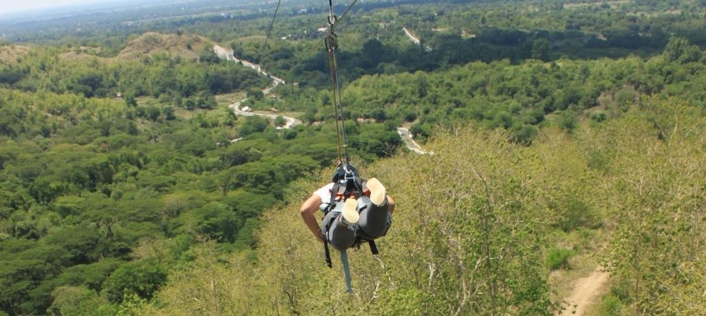 Balungao Hilltop Adventure, zip line in Pangasinan