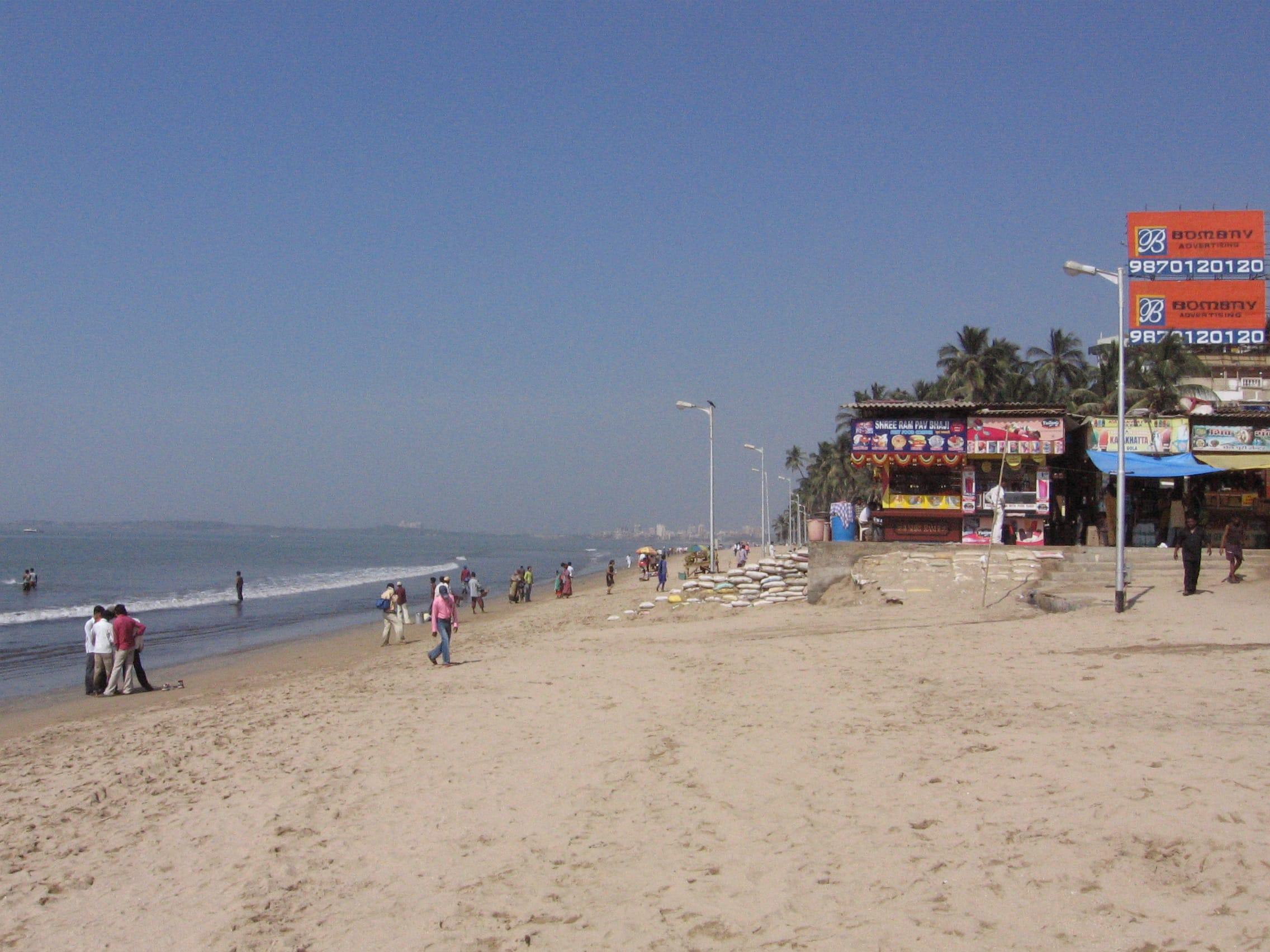 Juhu Beach, things to do in Mumbai, Mumbai travel guide, One day Mumbay itinerary