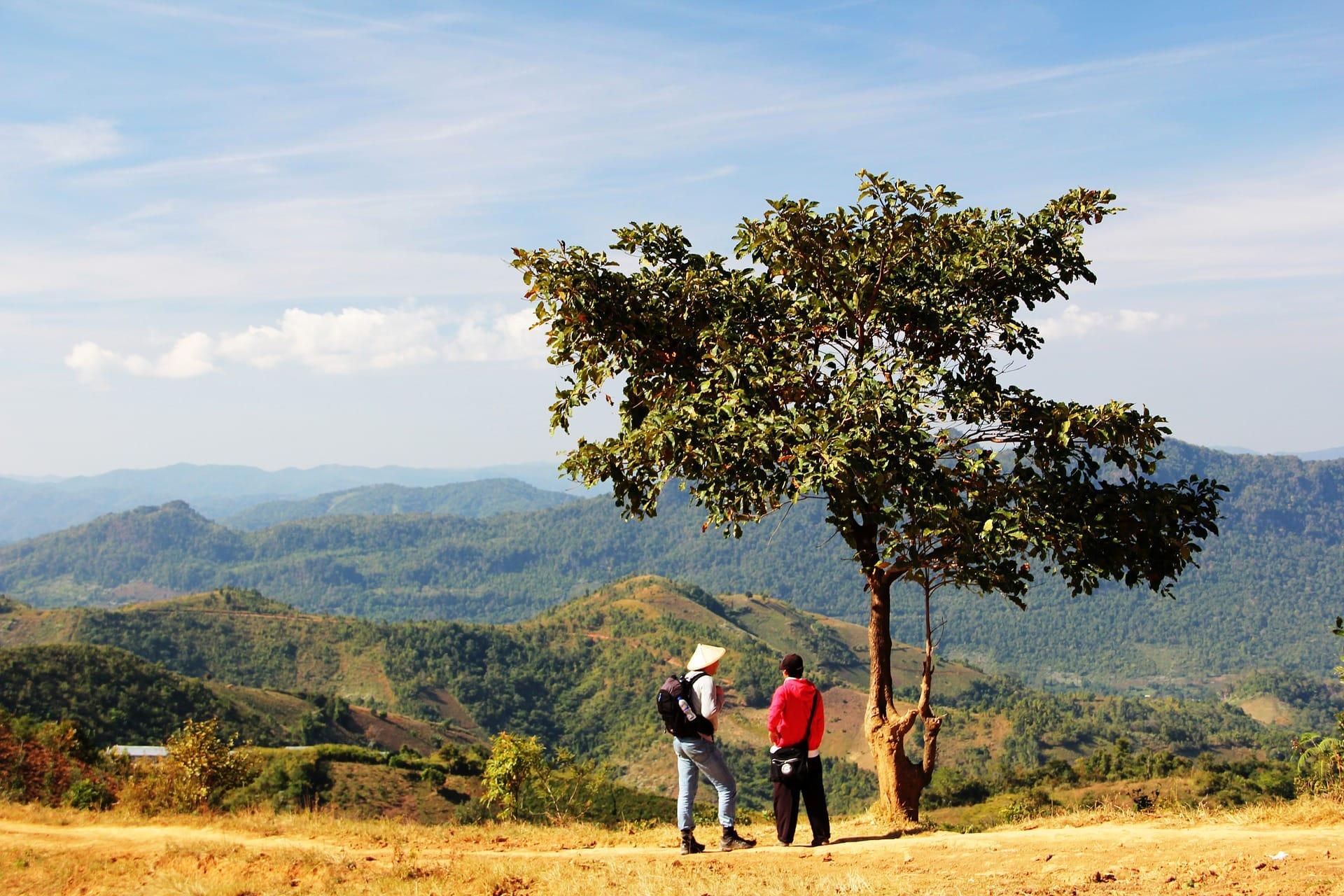 Kalaw, Myanmar itinerary