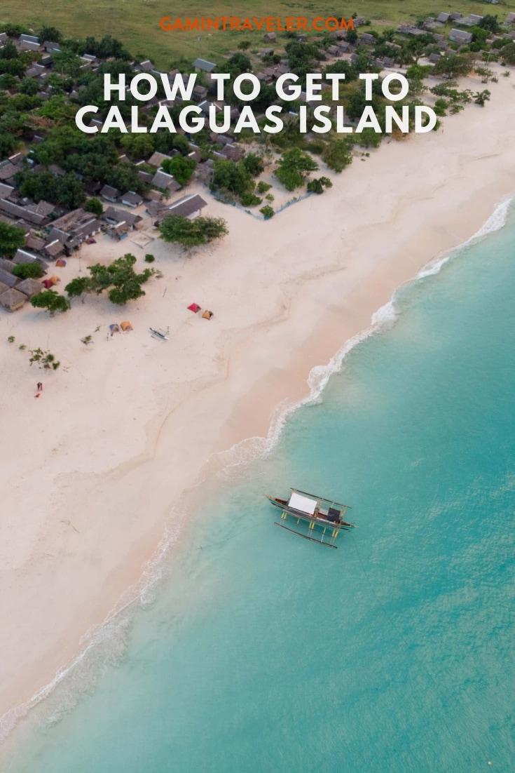 Calaguas Beach, Calaguas Itinerary, Calaguas travel guide, things to do in Calaguas Island