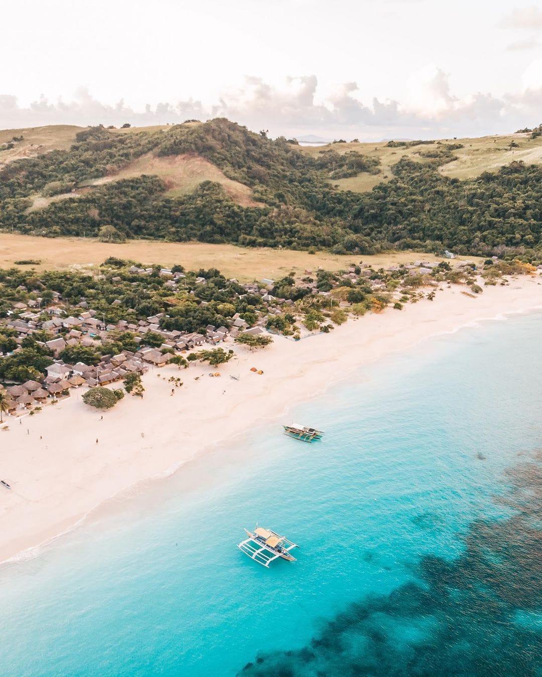Philippines beaches, Calaguas Island