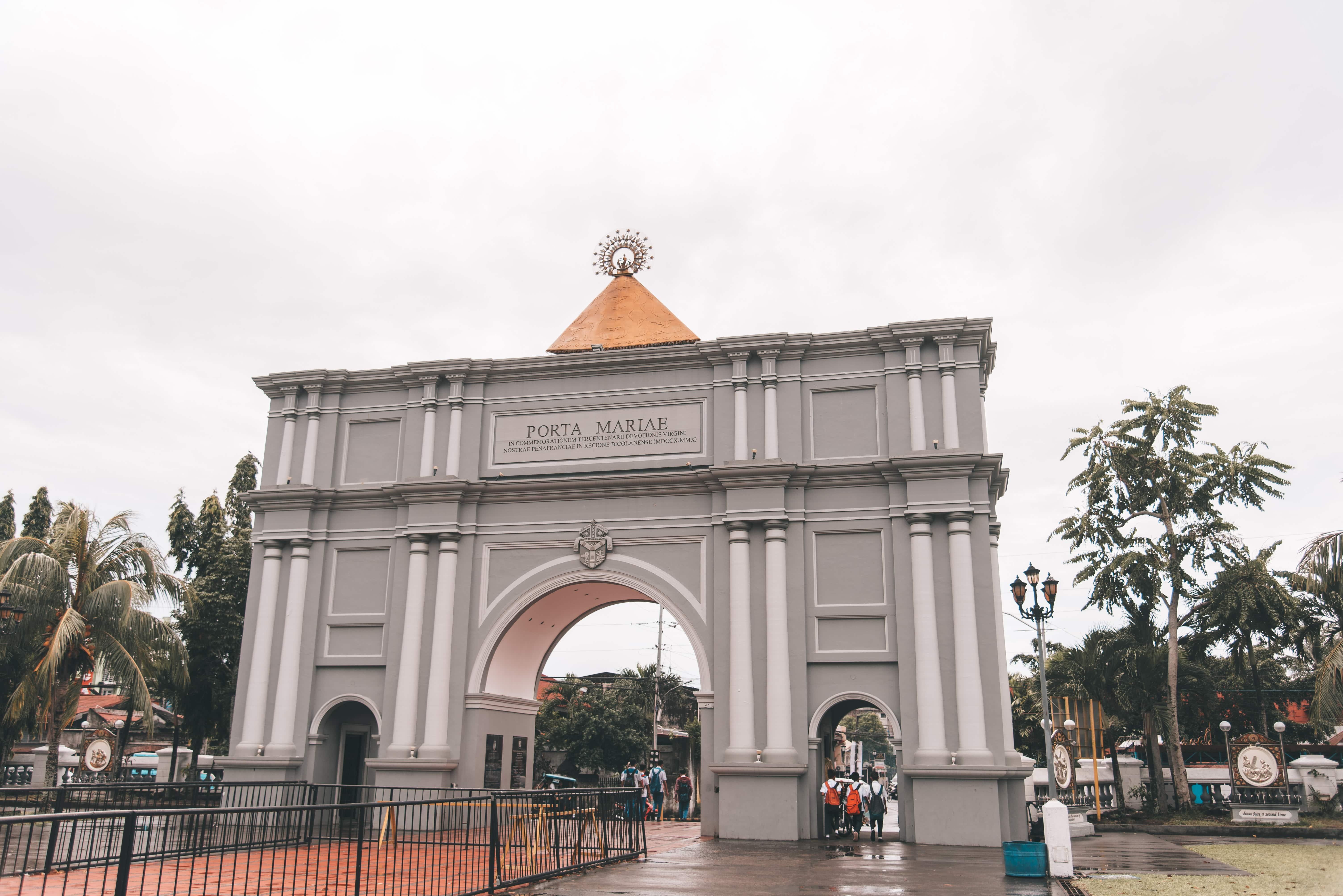 Porta Marie, Naga tourist spots