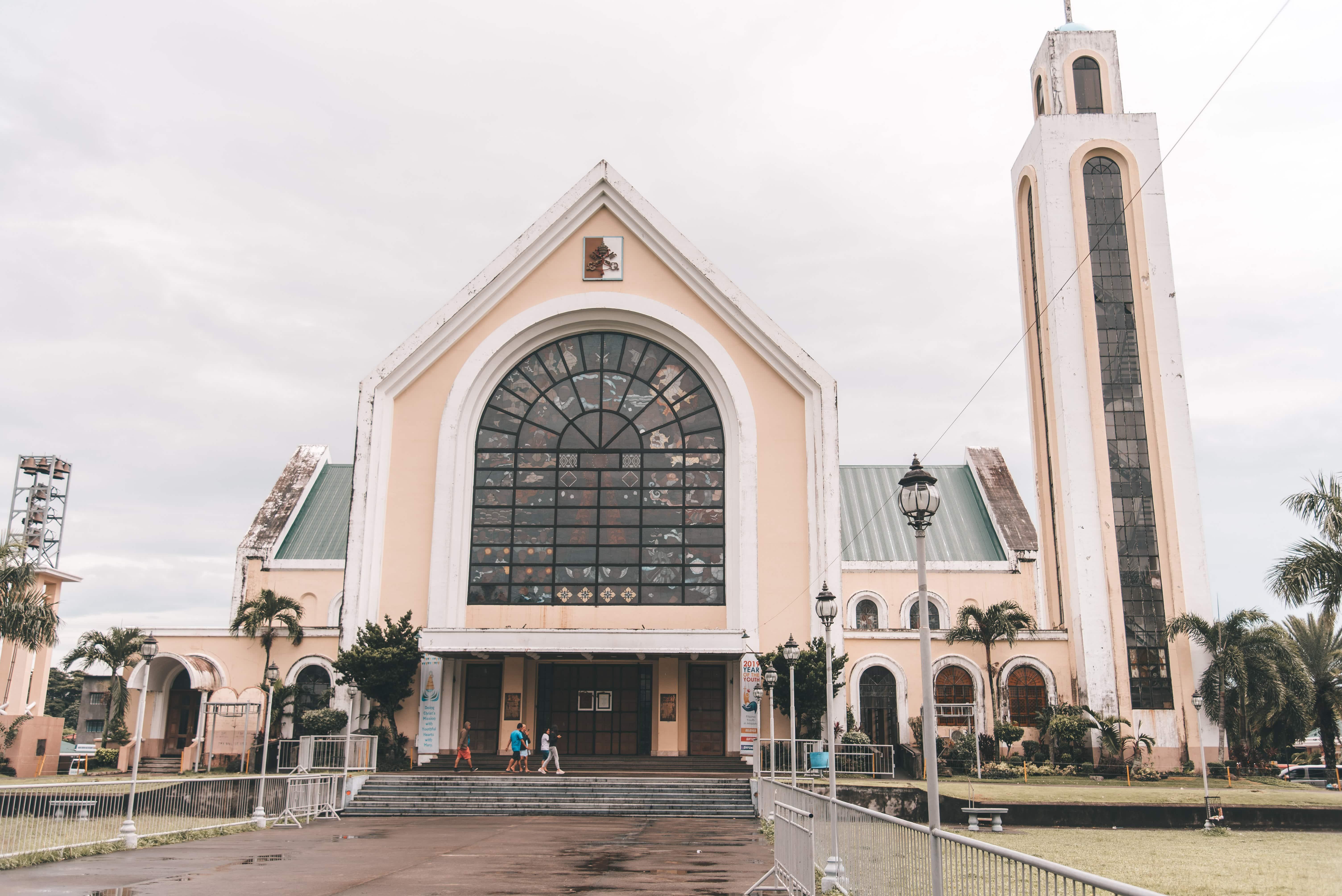 Naga tourist spots, Basilica of Our Lady Penafrancia