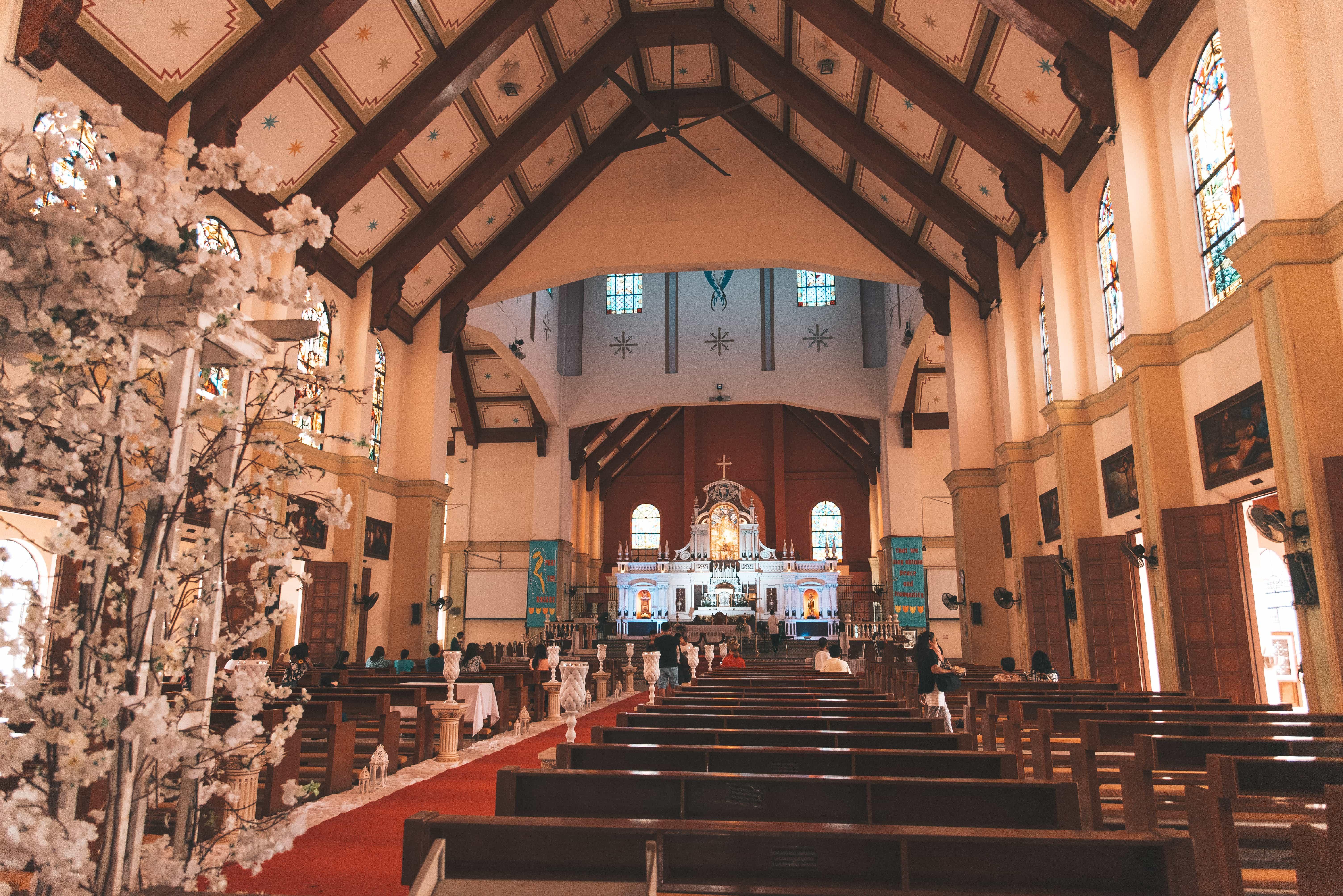 Basilica of Our Lady Penafrancia, Naga tourist spots