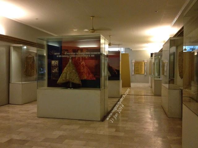 Penafrancia Museum and Shrine, Naga tourist spots