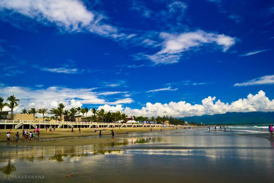 Best beaches in the Philippines, Baler in Aurora