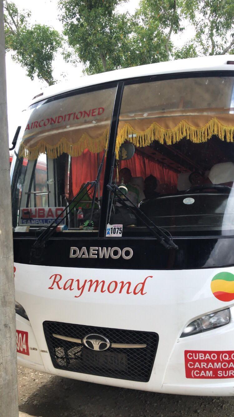 Naga to Caramoan, Caramoan to Manila in Cubao