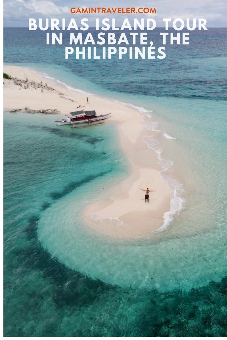 Burias Island Tour in Masbate, the Philippines