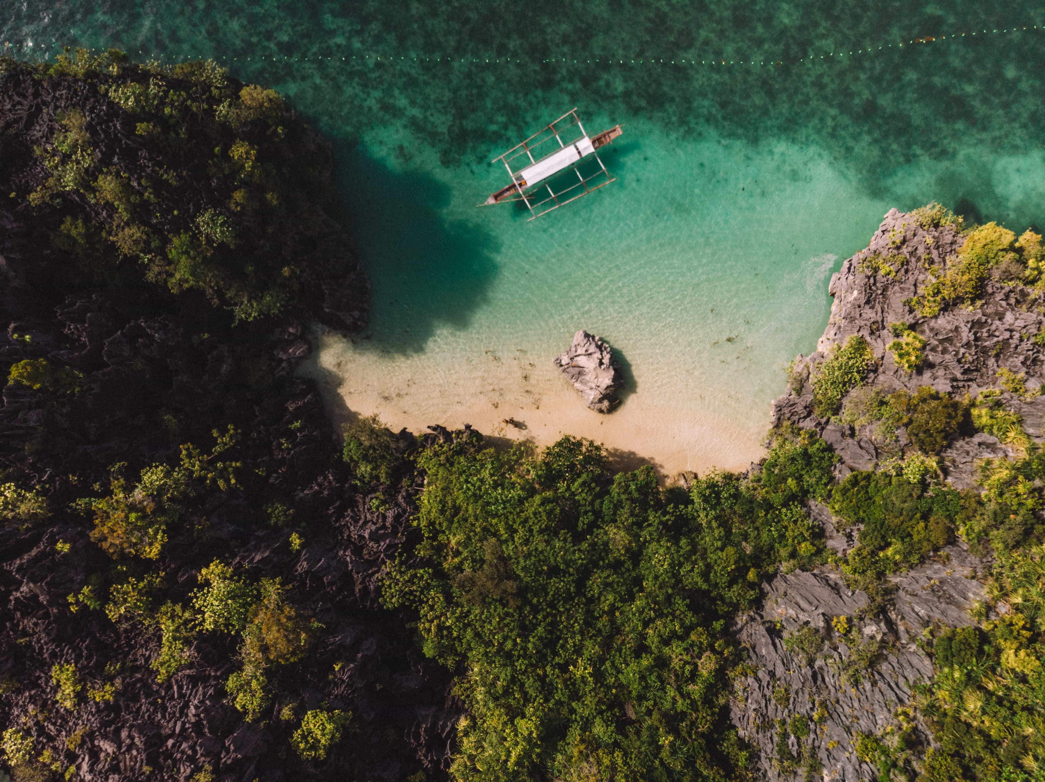 Caramoan tourist spots, Caramoan travel guide, Kagbalinad