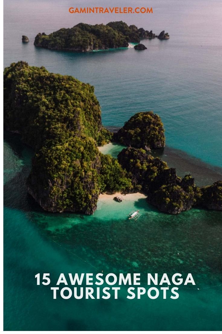 Naga Tourist spots