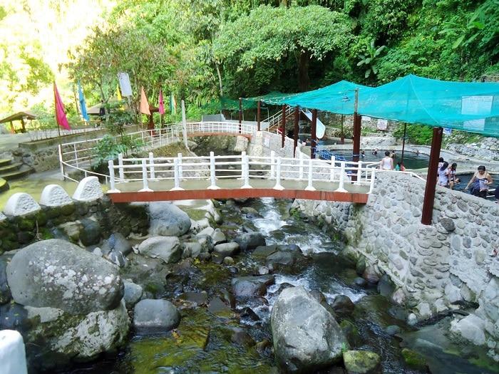 Panicuason Hot Spring Resort, Naga tourist spots, Naga travel guide