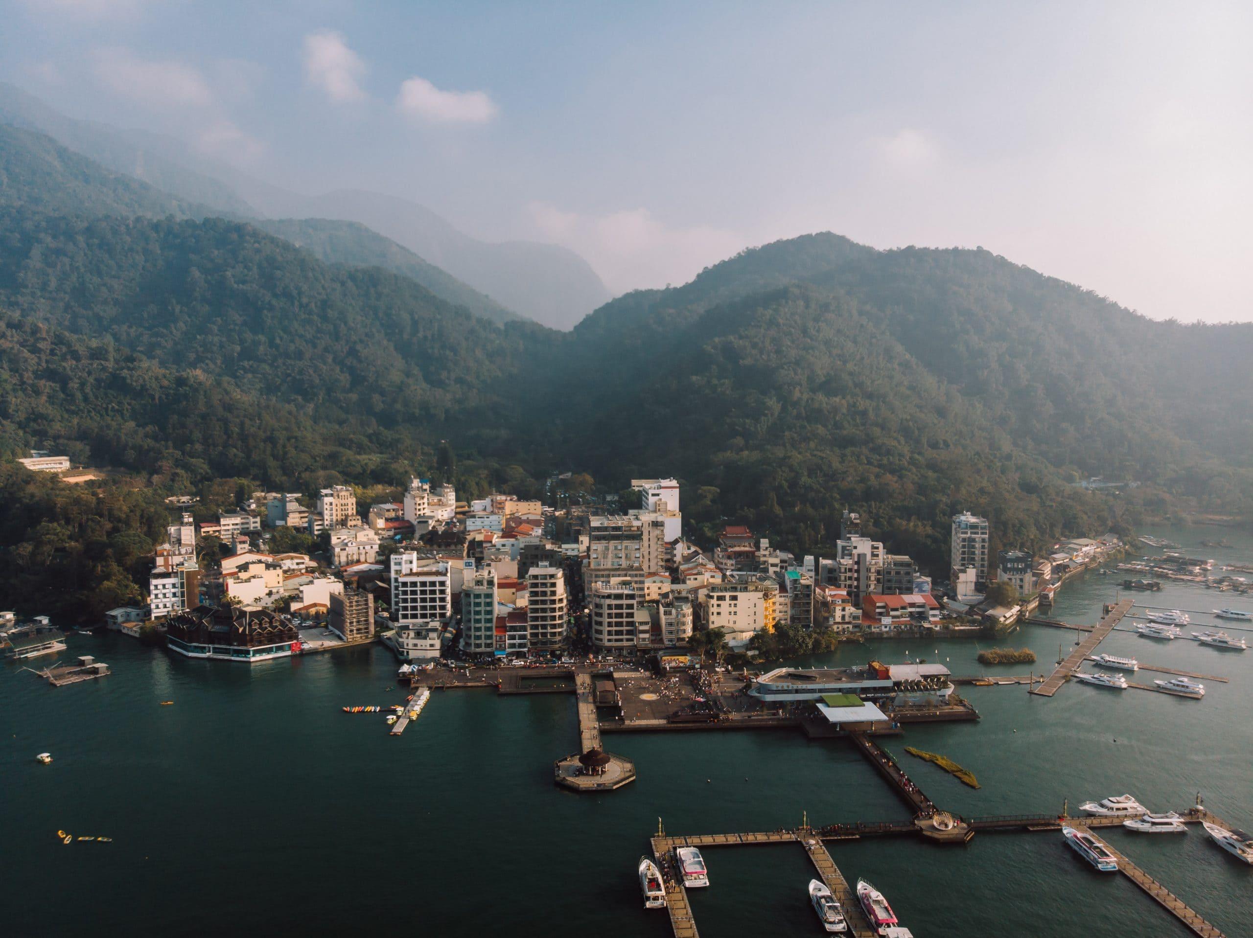 How to get to Sun Moon Lake, Taipei to Sun Moon Lake