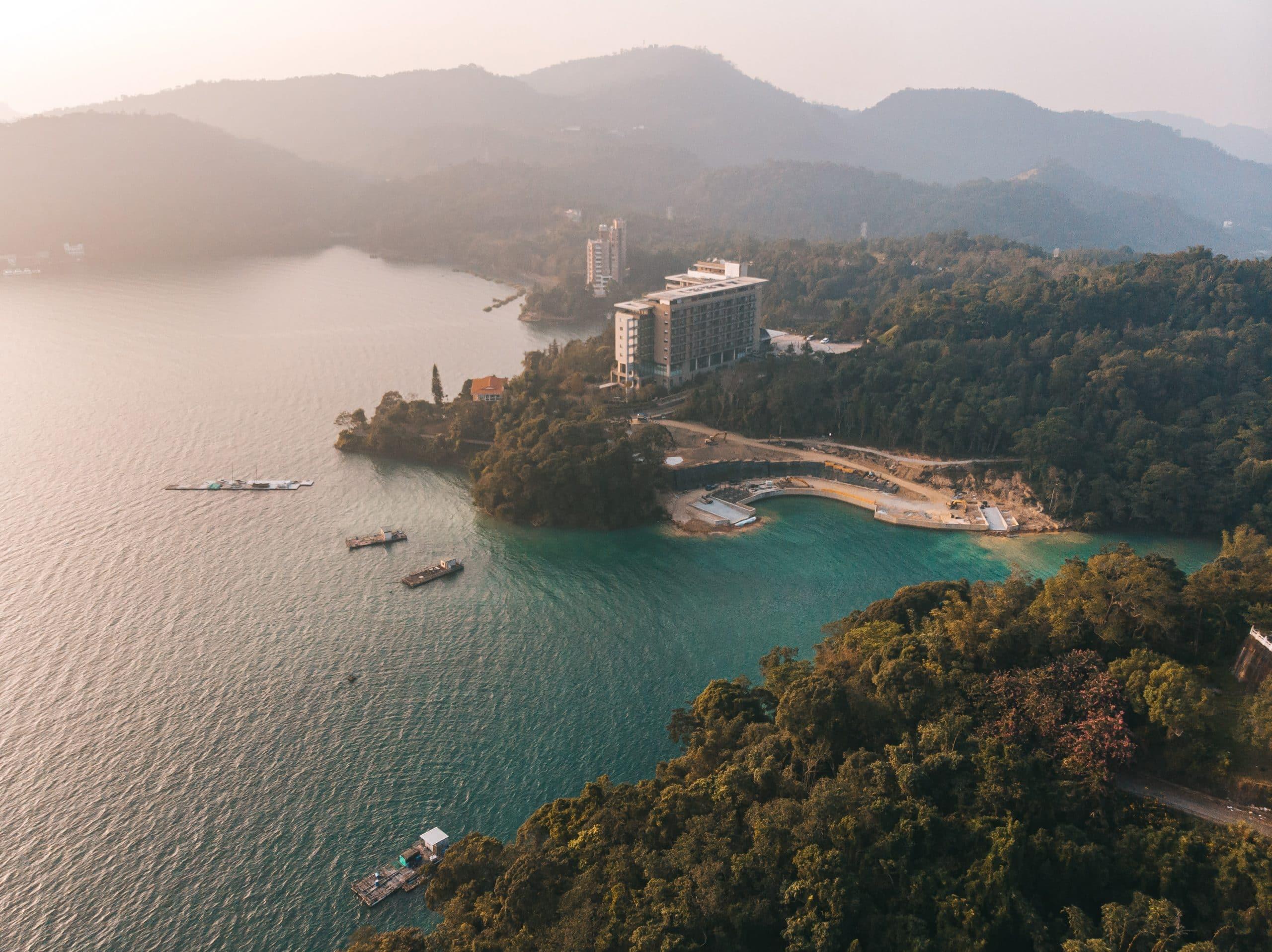 Sun Moon Lake, Taichung Tourist Spots