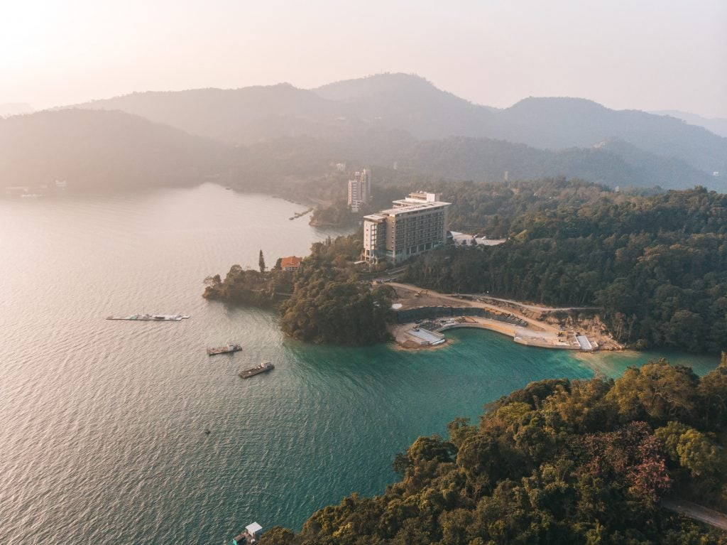 How to get to Sun Moon Lake