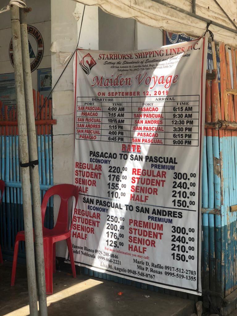 How to get to Burias Island, Sombrero Island Masbate