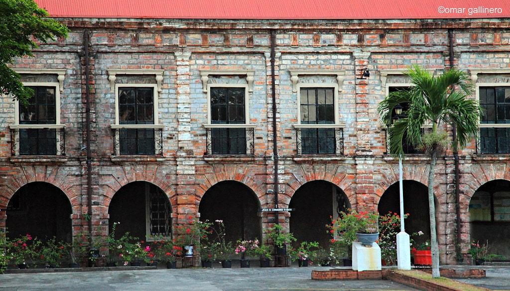 Holi Rosary Minor Seminary, Naga tourist spots