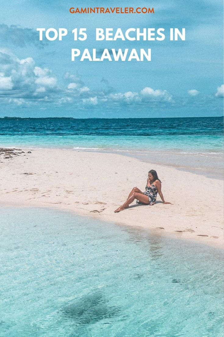 Top 15 Best Beaches in Palawan