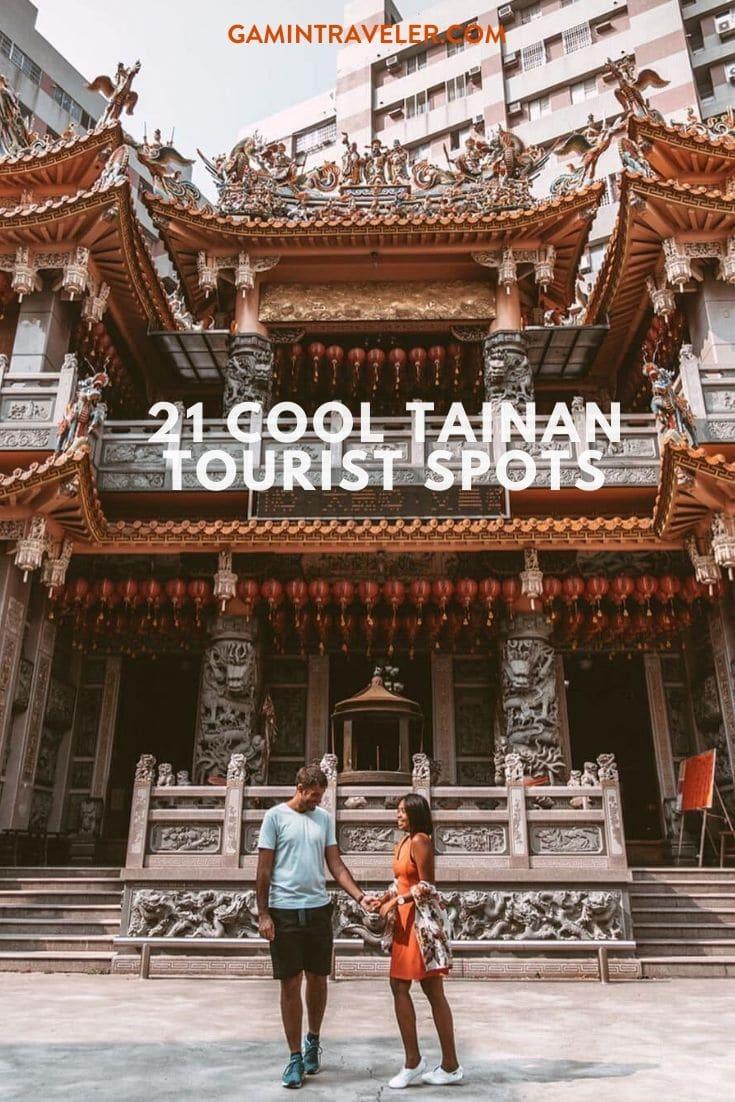 21 COOL TAINAN TOURIST SPOTS