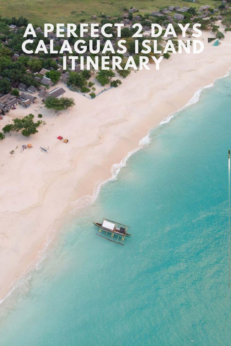 A Perfect 2 Days Calaguas Island Itinerary