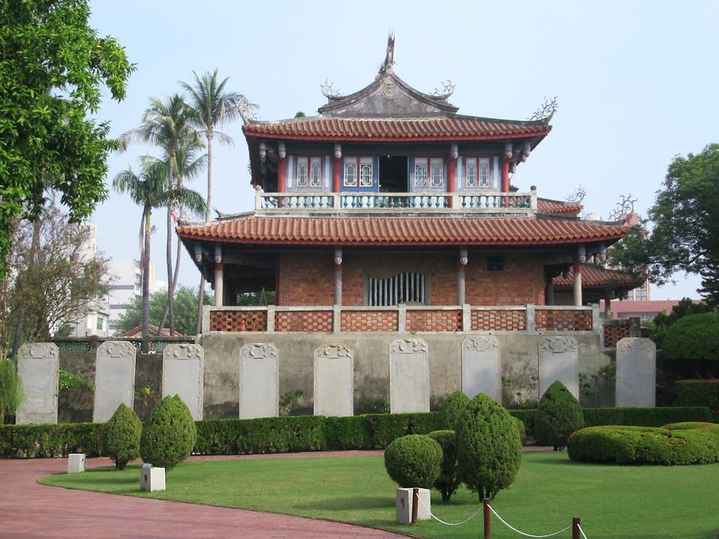 Chihkan Tower, Tainan travel guide, Tainan tourist spots