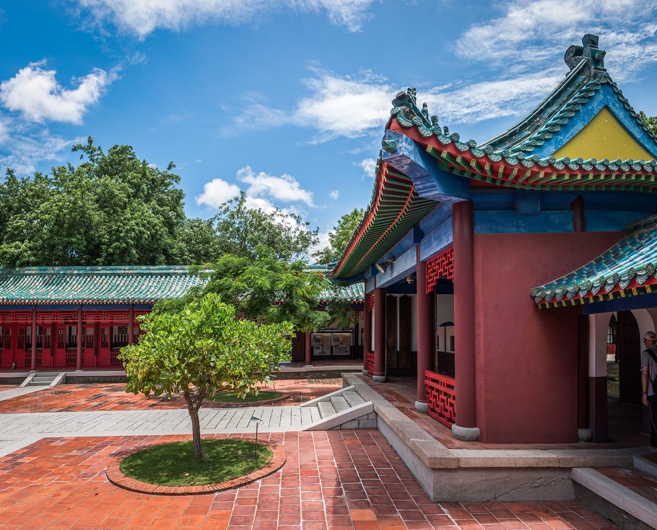 Koxinga Shrine Tainan