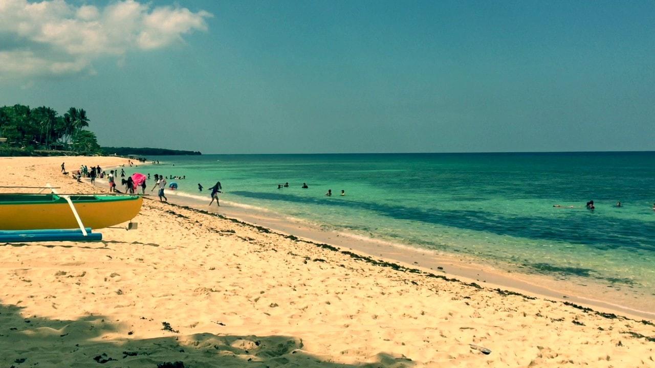 Patar Beach, Pangasinan tourist spots