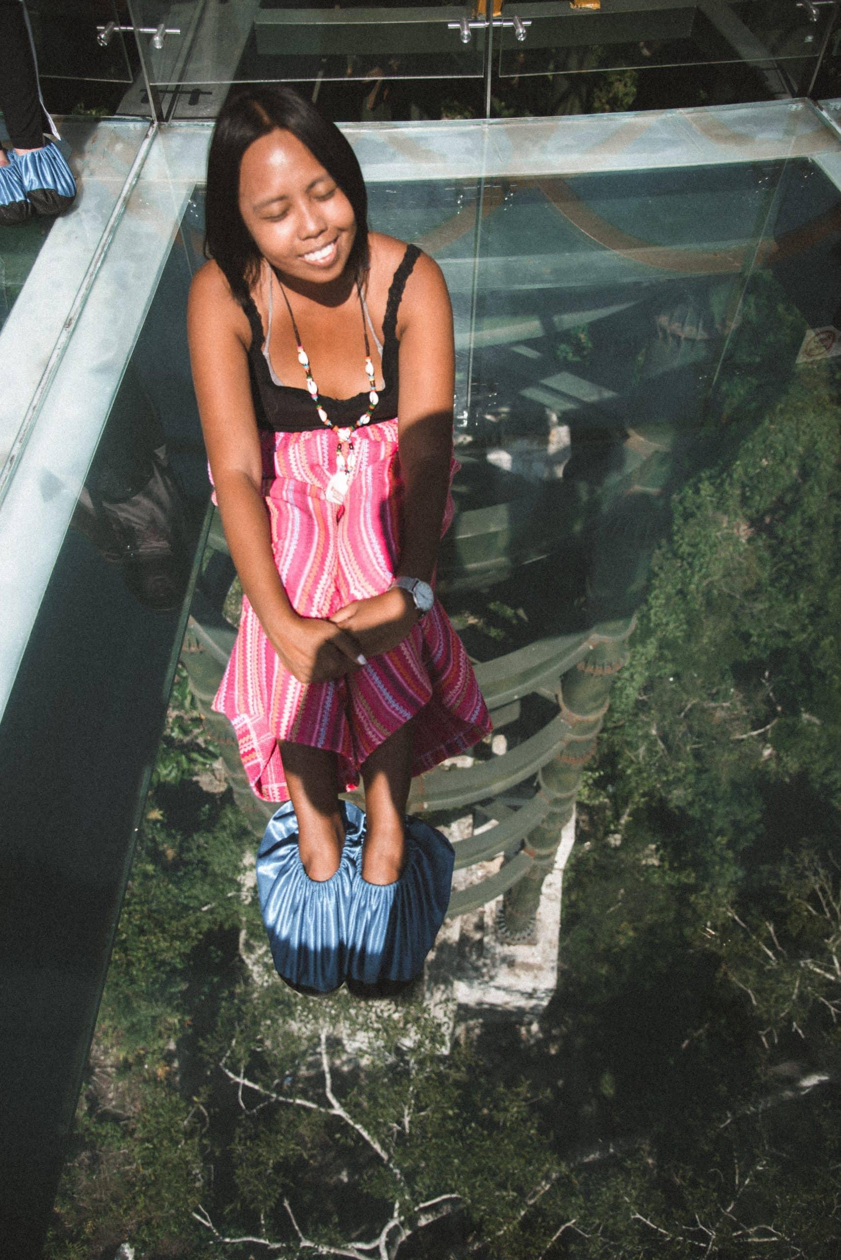 things to do in Sanya, Sanya travel guide, Glass Bridge in Sanya