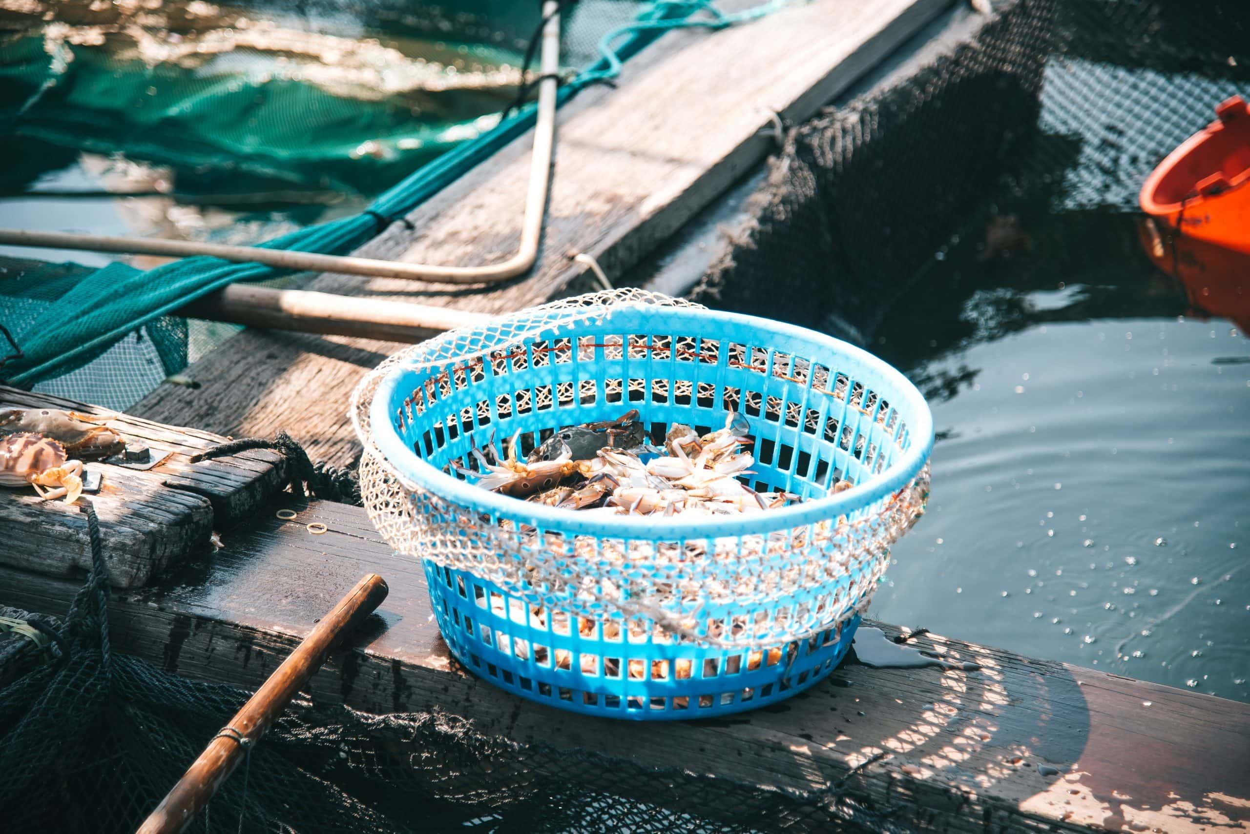 fishing village in Sanya