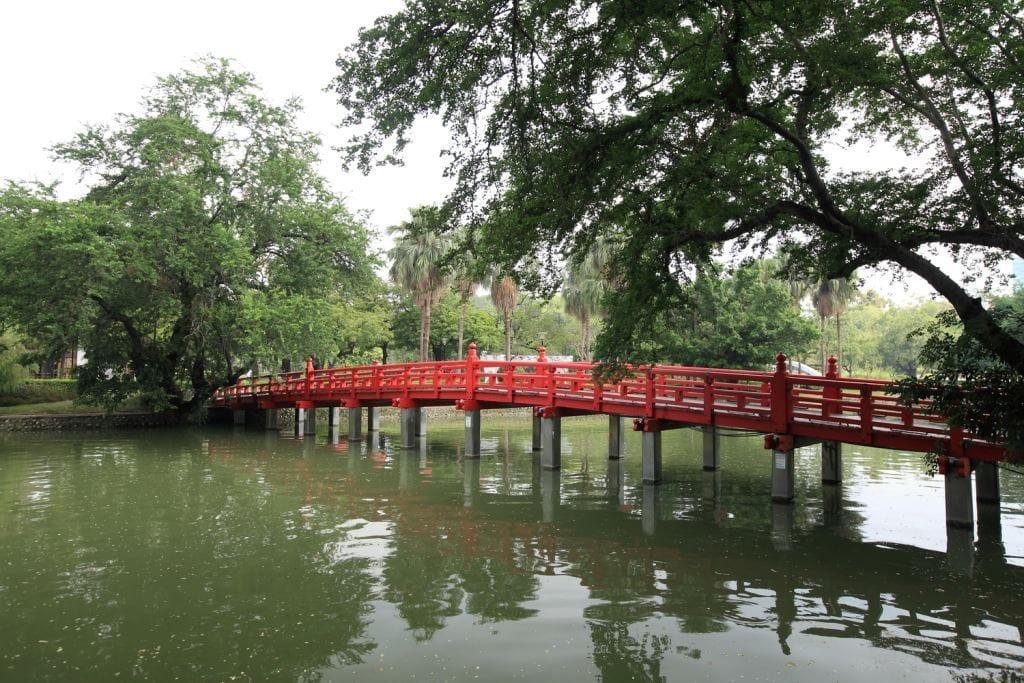 Taichung Park, Taichung Travel Guide