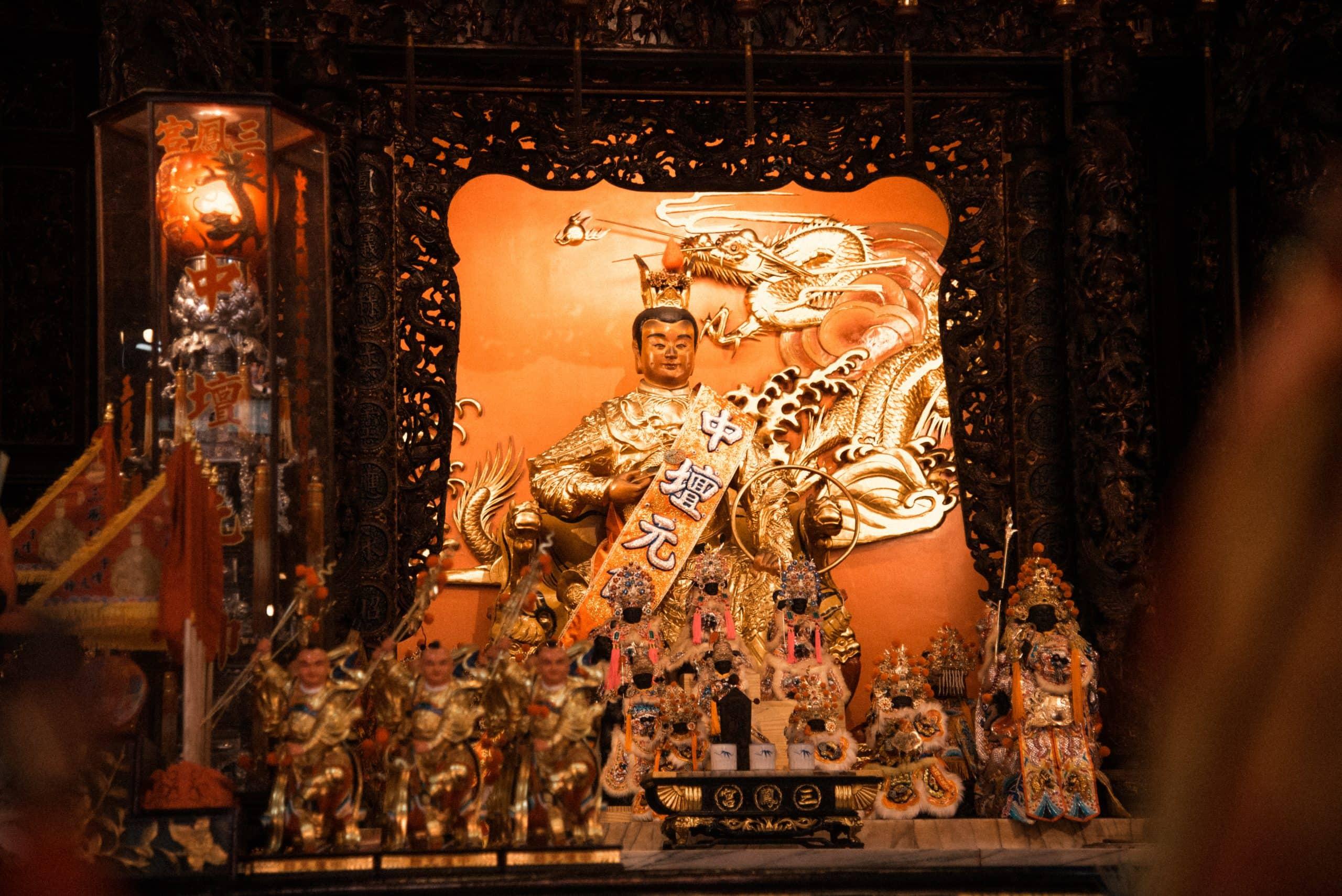 Sunfong Temple (Sanfeng temple)