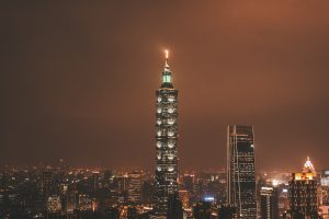 how to get from Taichung to Taipei