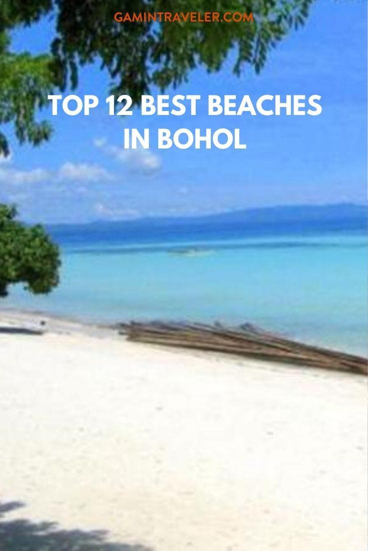 Best Beaches in Bohol