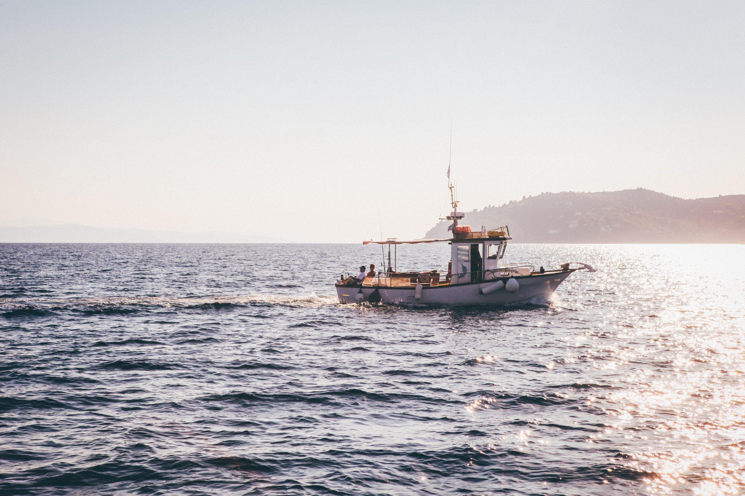 sailing in Sanya