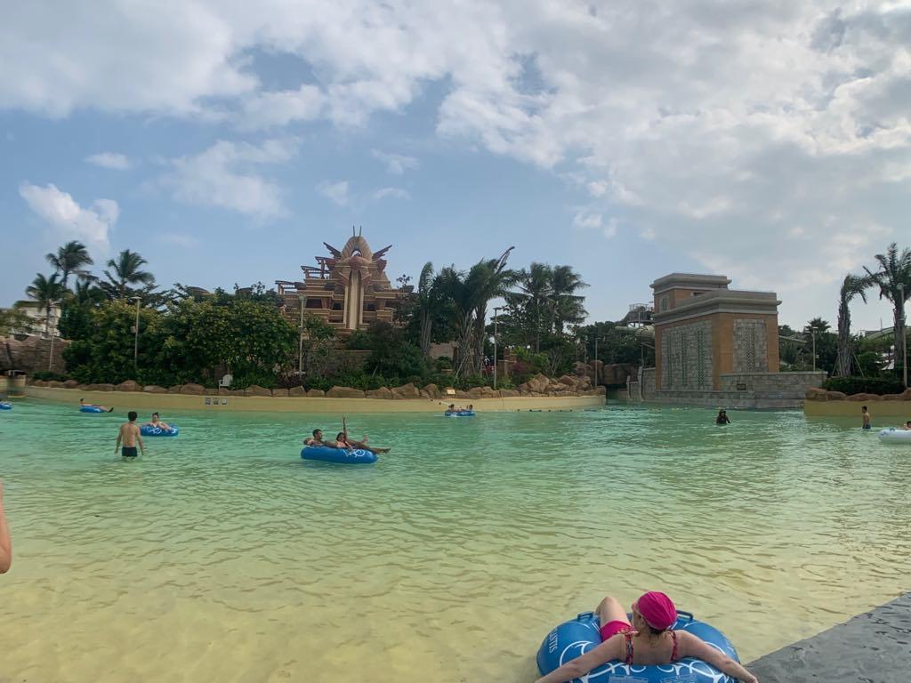 things to do in Sanya, Sanya travel guide, waterpark in Sanya