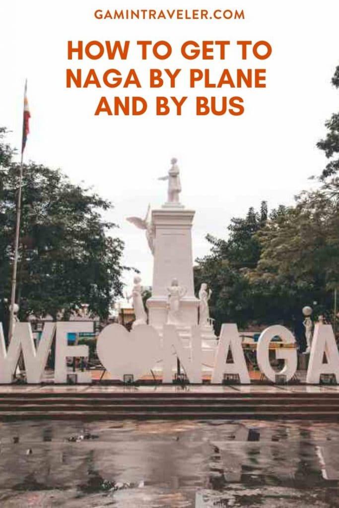 How to get to Naga