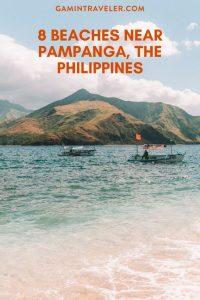 8 Beaches Near Pampanga, the Philippines