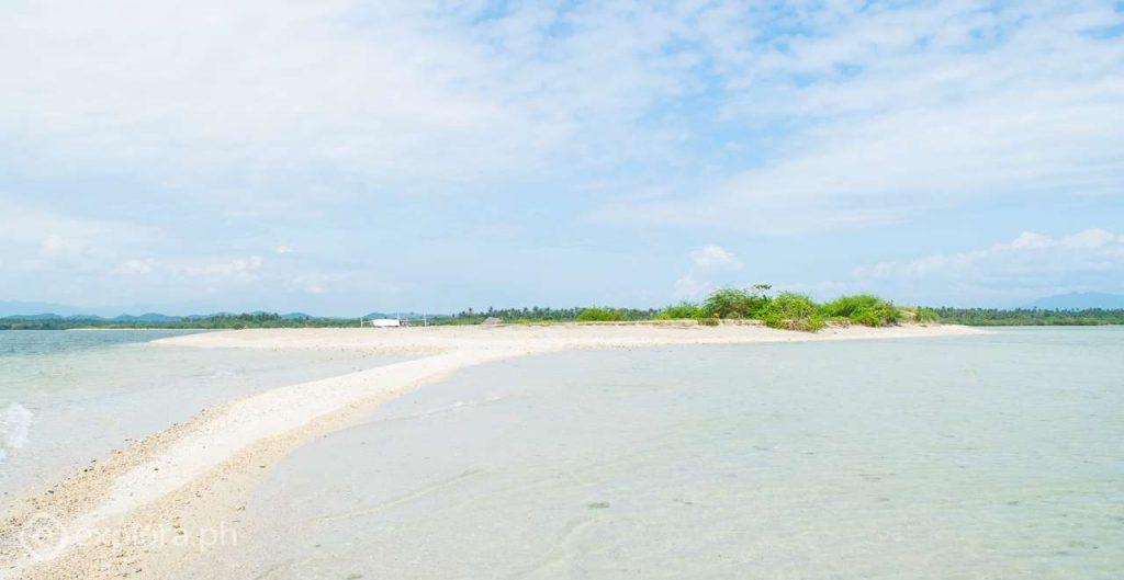Panumbagan Sandbar, Sorsogon tourist spots