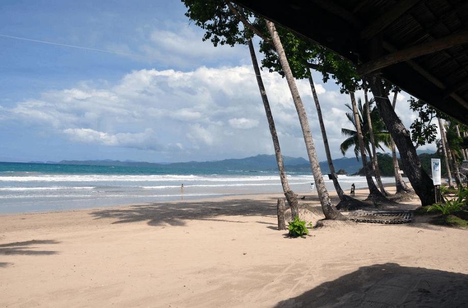 Sorsogon Tourist Spots - Sabang Beach