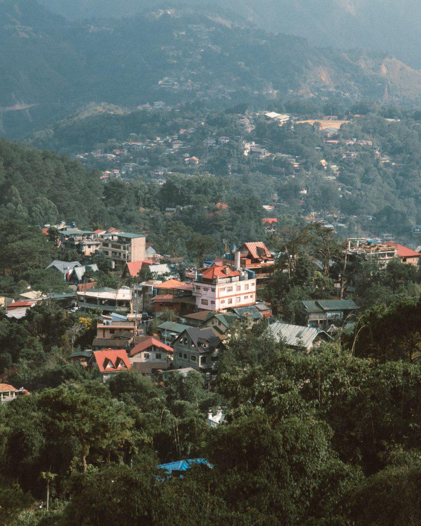 Mines View Park, Mines View Park Baguio