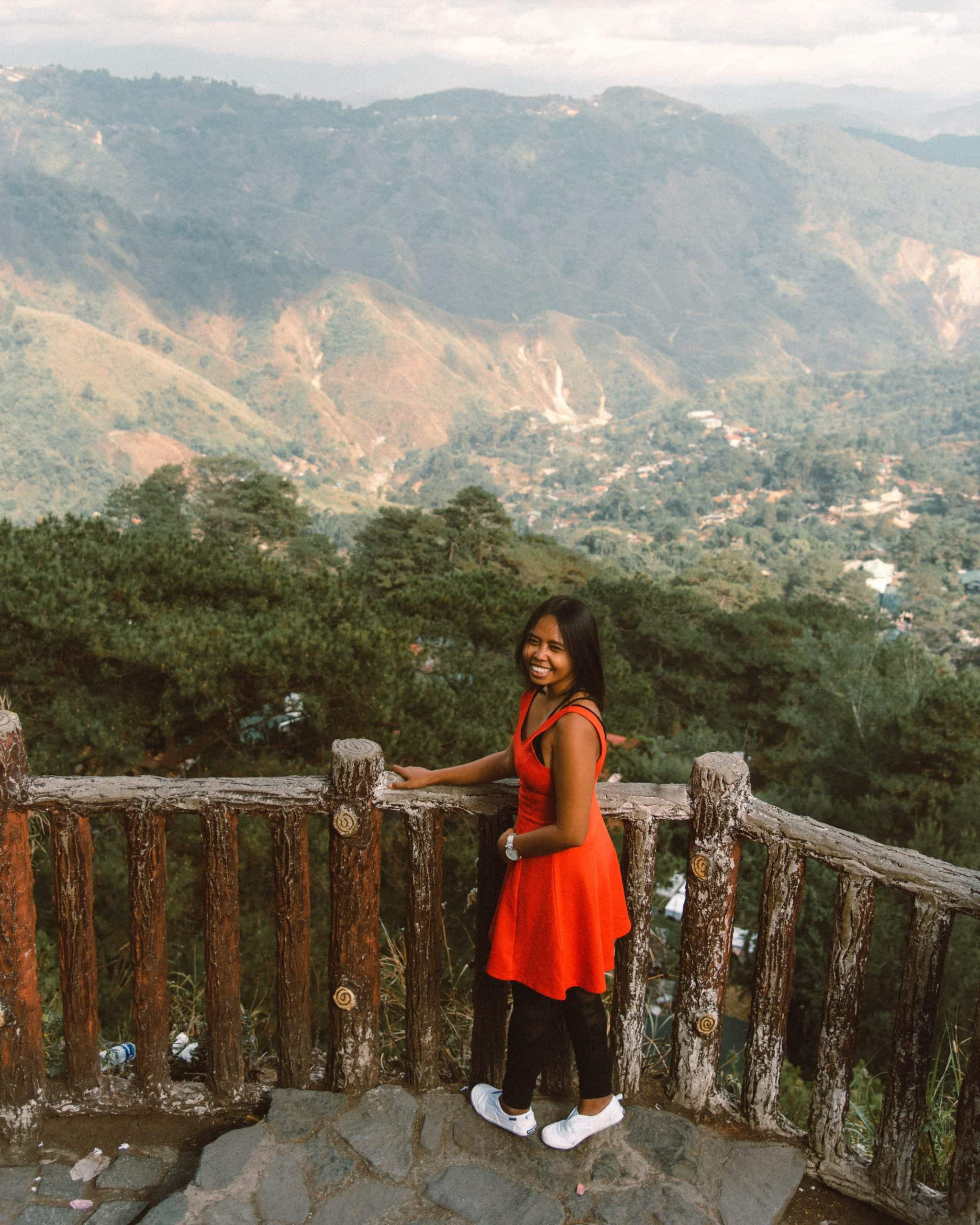 Baguio tourist spots, Baguio travel guide, Mine Views Park