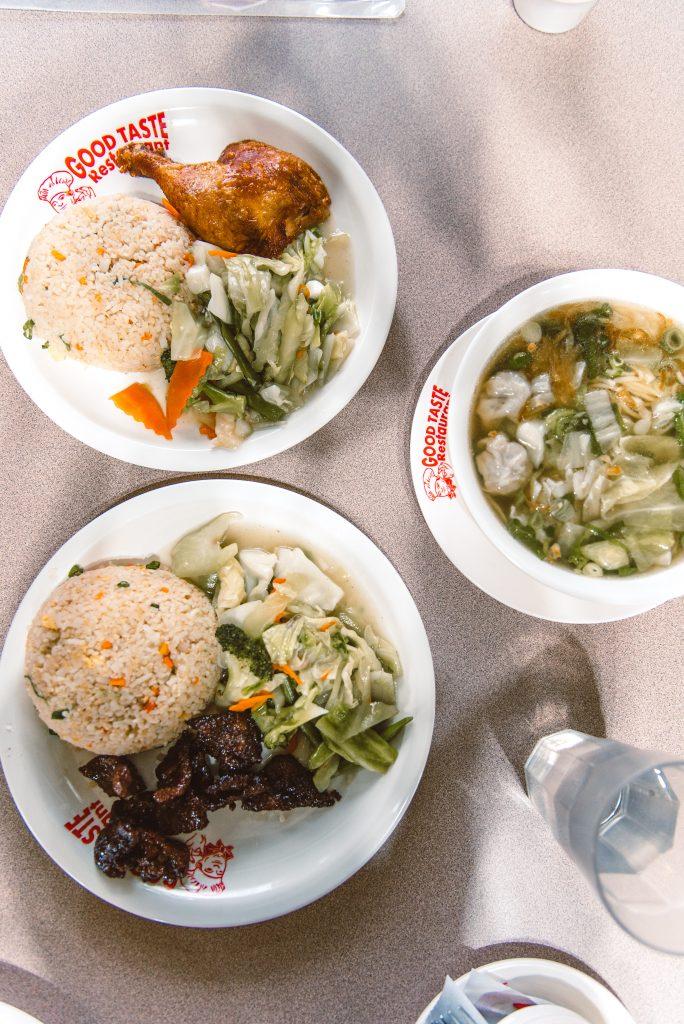 Good Taste, restaurants in Baguio, Baguio food