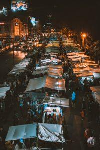 night market in baguio, Baguio tourist spots, Baguio travel guide, night market in Baguio