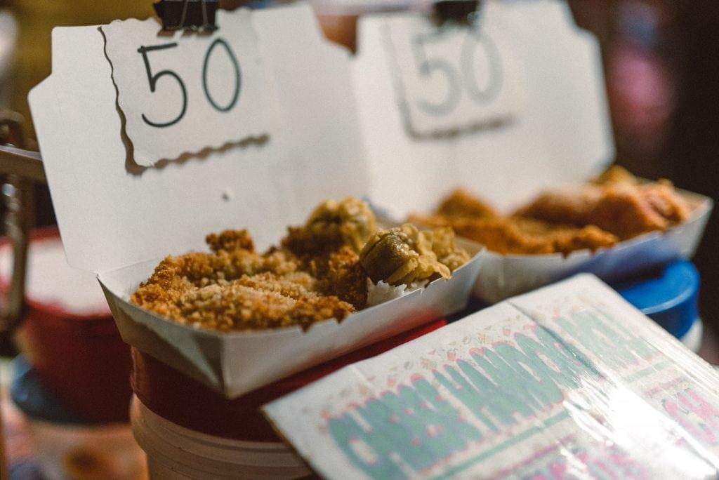 night market in baguio, restaurants in Baguio, Baguio food